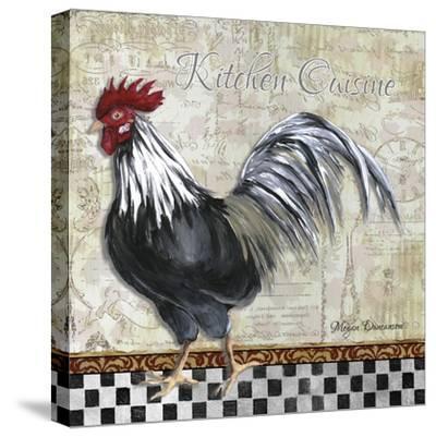 Kitchen Cuisine II-Megan Aroon Duncanson-Stretched Canvas Print