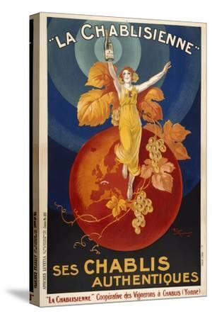 La Chablisienne--Stretched Canvas Print