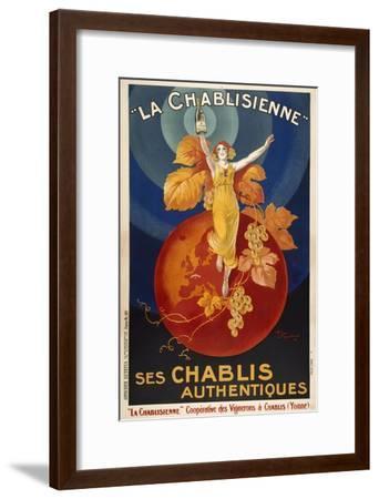 La Chablisienne--Framed Giclee Print