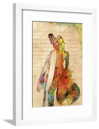 Music-Mark Ashkenazi-Framed Giclee Print