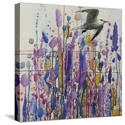Libre Voie-Sylvie Demers-Stretched Canvas Print