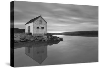My Place BW-Moises Levy-Stretched Canvas Print