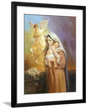 Mary-Hal Frenck-Framed Giclee Print
