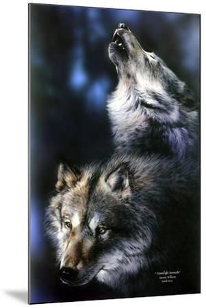 Moonlight Serenade-Spencer Williams-Mounted Giclee Print