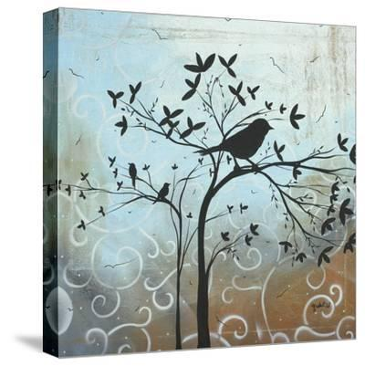Melodic Dreams-Megan Aroon Duncanson-Stretched Canvas Print