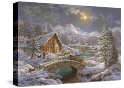 Natures Magical Season-Nicky Boehme-Stretched Canvas Print