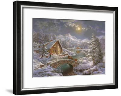 Natures Magical Season-Nicky Boehme-Framed Giclee Print