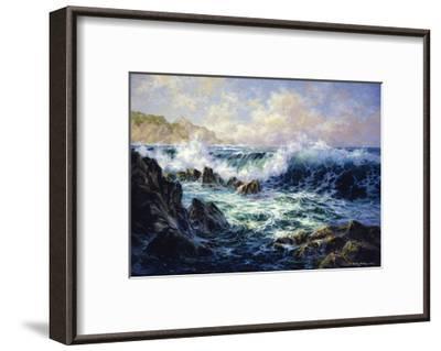 Morning Surf-Nicky Boehme-Framed Giclee Print
