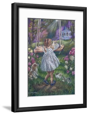 Memories of the Heart-Tricia Reilly-Matthews-Framed Giclee Print