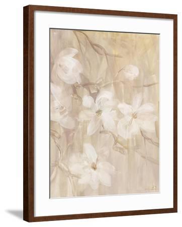 Magnolias I-li bo-Framed Giclee Print