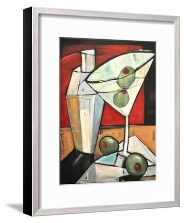 Shaken Not Stirred-Tim Nyberg-Framed Premium Giclee Print