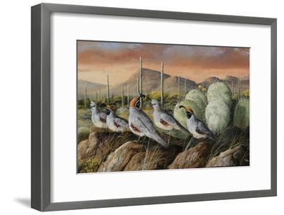 Panther Peak Covey-Trevor V. Swanson-Framed Giclee Print
