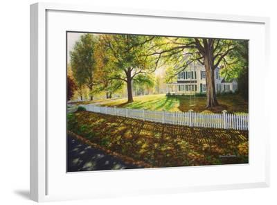 Northfield Homestead-Bruce Dumas-Framed Giclee Print