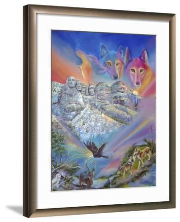 Ray of Light-Sue Clyne-Framed Giclee Print