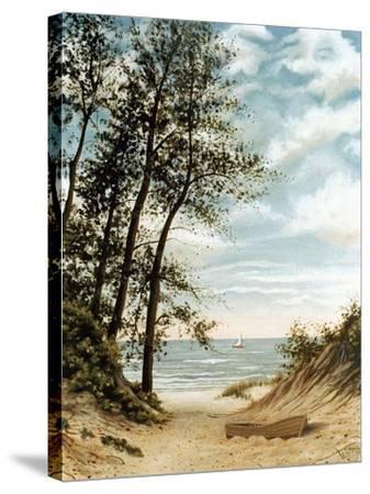 Picton Prov Park-Kevin Dodds-Stretched Canvas Print