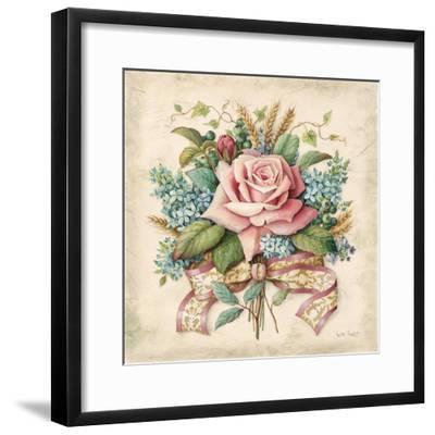 Rose Bouquet-Lisa Audit-Framed Giclee Print