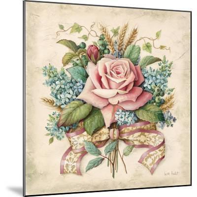 Rose Bouquet-Lisa Audit-Mounted Giclee Print