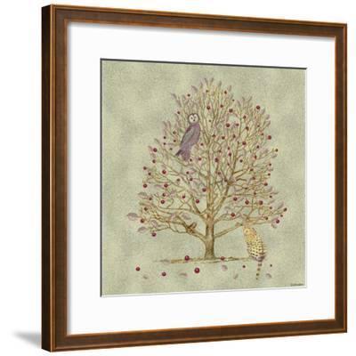 Owl and Pussycat 5-David Sheskin-Framed Giclee Print