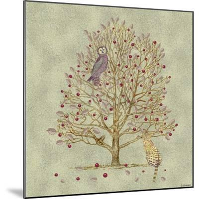 Owl and Pussycat 5-David Sheskin-Mounted Giclee Print
