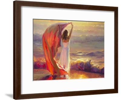 Ocean Breeze-Steve Henderson-Framed Giclee Print