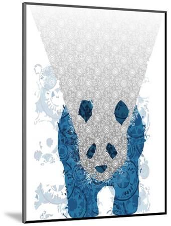 Panda-Teofilo Olivieri-Mounted Giclee Print