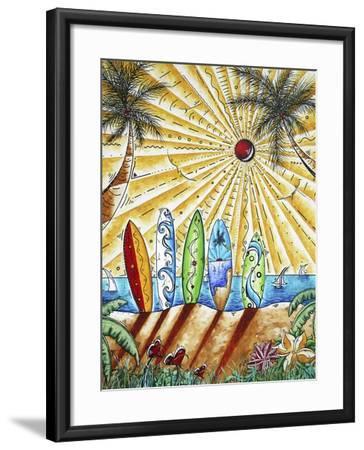 Summer Break-Megan Aroon Duncanson-Framed Giclee Print