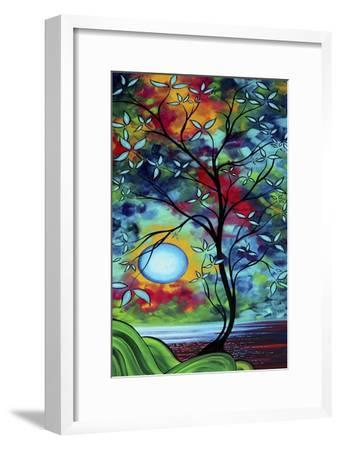 Under the Light of the Blue Moon I-Megan Aroon Duncanson-Framed Giclee Print
