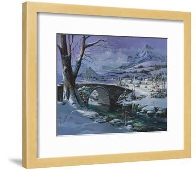 Snowy River-Michael R. Humphries-Framed Giclee Print