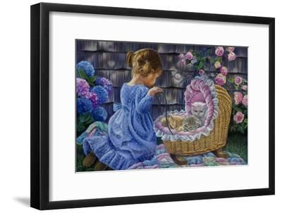 Tender Moments-Tricia Reilly-Matthews-Framed Giclee Print