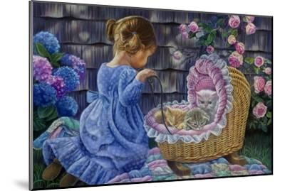 Tender Moments-Tricia Reilly-Matthews-Mounted Giclee Print