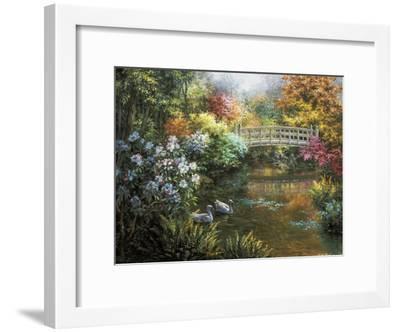 Treasury of Splendor-Nicky Boehme-Framed Giclee Print