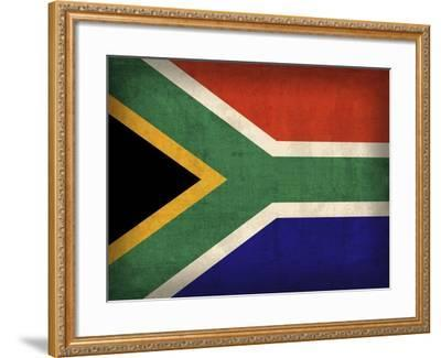 South Africa-David Bowman-Framed Giclee Print