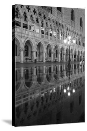 Venetia Reflection-Moises Levy-Stretched Canvas Print