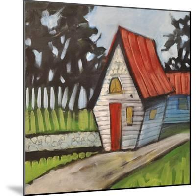 Stonewall Cottage-Tim Nyberg-Mounted Premium Giclee Print