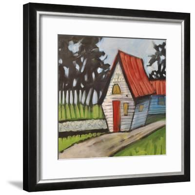 Stonewall Cottage-Tim Nyberg-Framed Premium Giclee Print