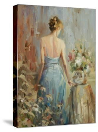 Thoughtful-Steve Henderson-Stretched Canvas Print