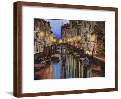 Venezia All'Alba-Guido Borelli-Framed Giclee Print