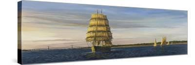 Spirit of Newport-Bruce Dumas-Stretched Canvas Print