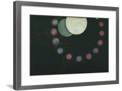 the First Step-Frantisek Kupka-Framed Giclee Print
