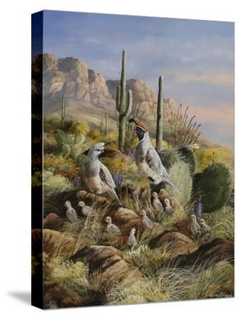 Spring Bounty-Trevor V. Swanson-Stretched Canvas Print