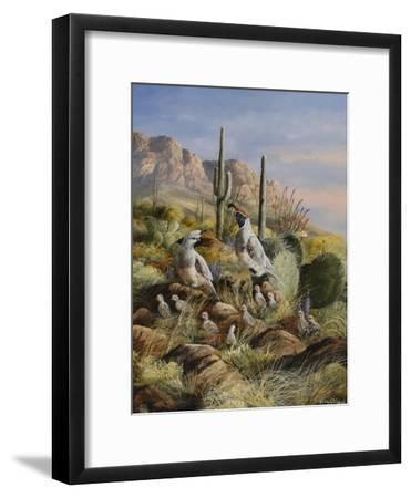 Spring Bounty-Trevor V. Swanson-Framed Giclee Print