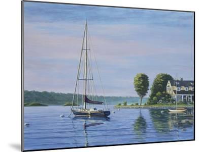 Watch Hill Harbor-Bruce Dumas-Mounted Giclee Print