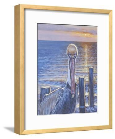 Weekend with Bernie-Bruce Dumas-Framed Giclee Print