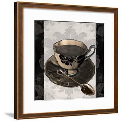 Vintage Cafe IV--Framed Giclee Print