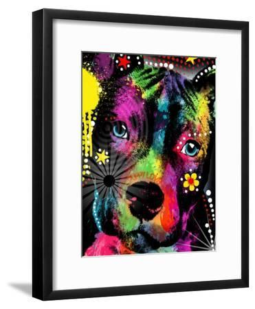 American Pit Bull-Mark Ashkenazi-Framed Giclee Print