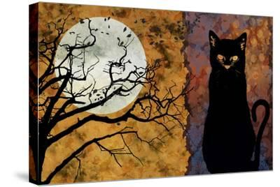 All Hallow's Eve 1--Stretched Canvas Print