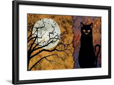 All Hallow's Eve 1--Framed Giclee Print
