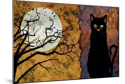 All Hallow's Eve 1--Mounted Giclee Print
