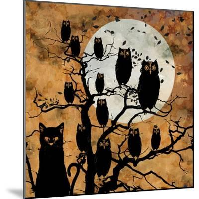 All Hallow's Eve III--Mounted Giclee Print