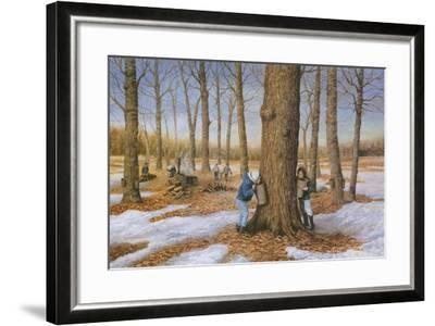 A Family Tradition-Kevin Dodds-Framed Giclee Print